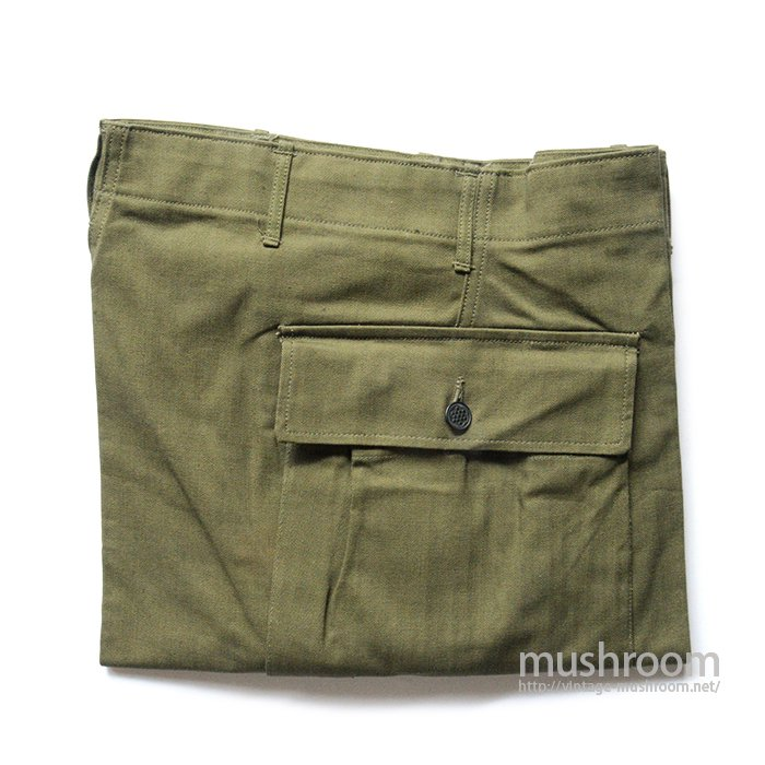 U.S.ARMY M-43 HBT TROUSERS( W32L33/DEADSTOCK )