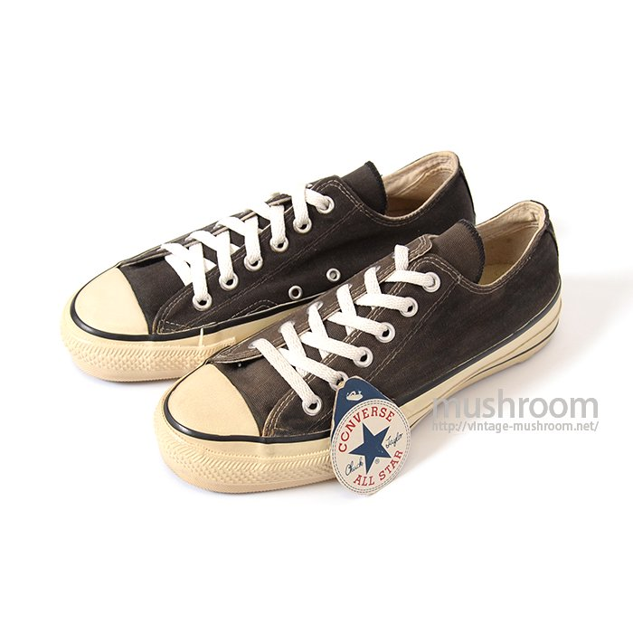 CONVERSE ALL-STAR LO CANVAS SHOES( 7/DEADSTOCK )