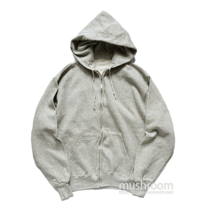 UNKNOWN FULL-ZIP SWEAT HOODY( DEADSTOCK )