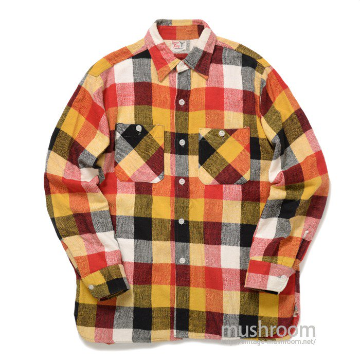 WINTERKING PLAID FLANNEL SHIRT