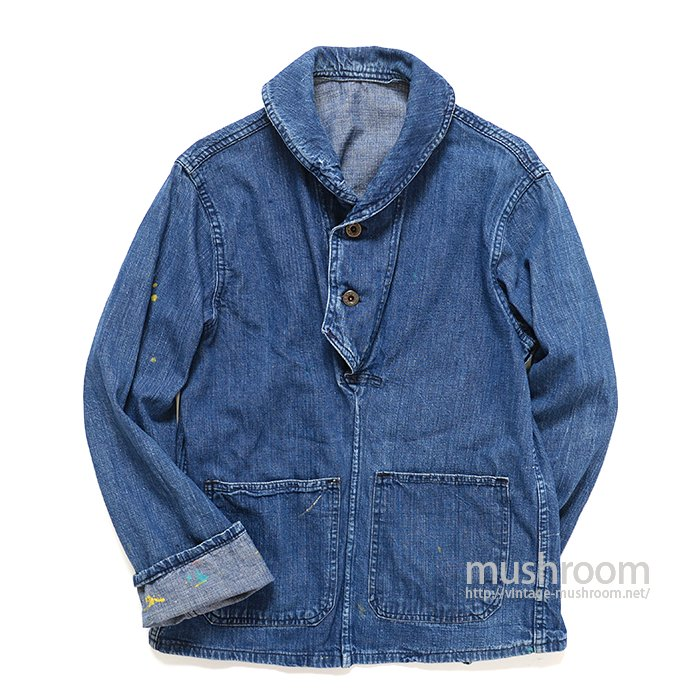 WW2 U.S.NAVY MODIFY DUNGAREE DENIM JACKET