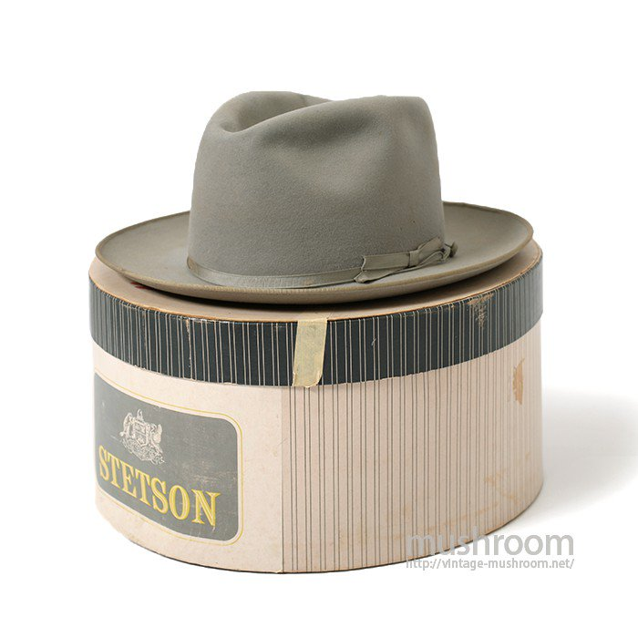 STETSON OPEN ROAD HAT WITH BOX