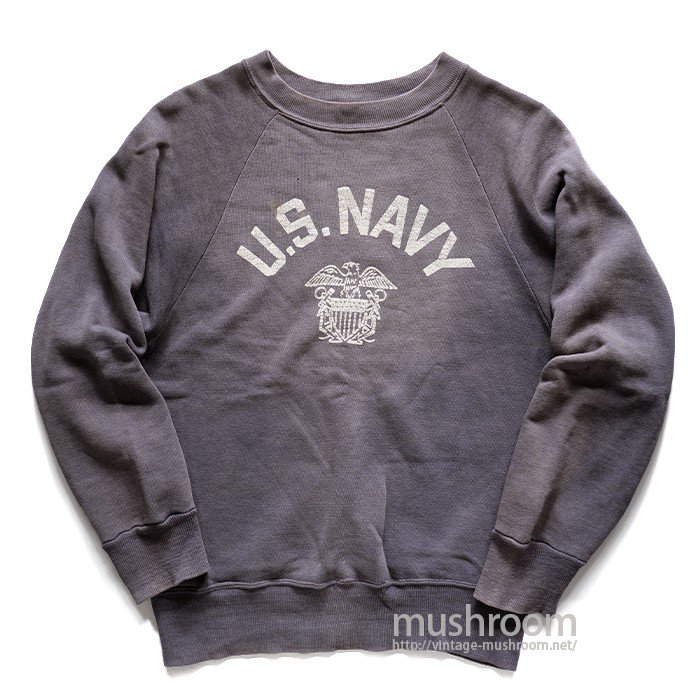 U.S.NAVY SWEAT SHIRT