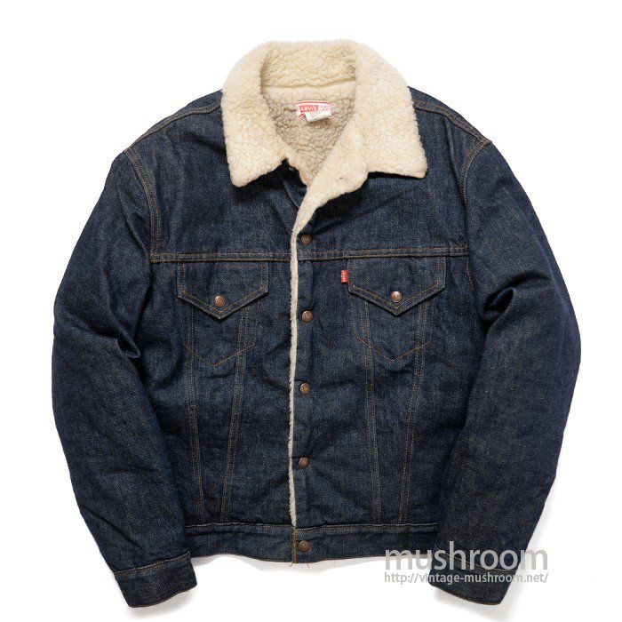 LEVI'S 70605-0217 DENIM BOA JACKET( 44/MINT )