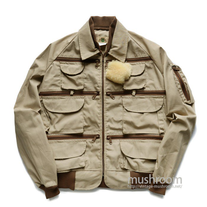 IDEAL FISHING JACKET( L/DEADSTOCK )