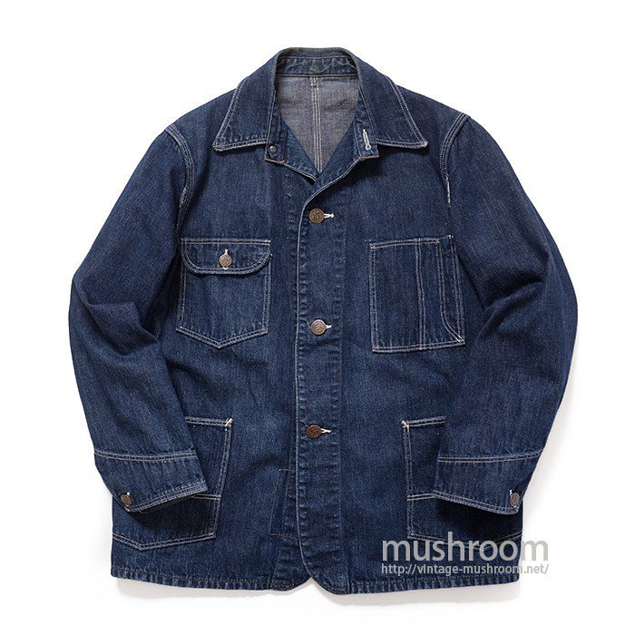 STRONG RELIABLE DENIM COVERALL