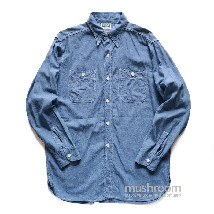 HOMESTEADER CHAMBRAY WORK SHIRT