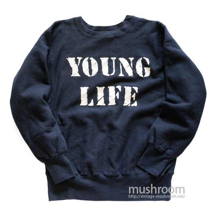 CHAMPION YOUNG LIFE REVERSE WEAVE( M/DEADSTOCK )