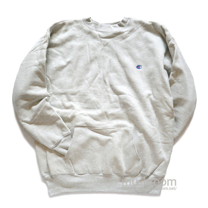 CHAMPION W/F PLAIN REVERSE WEAVE( XL/DEADSTOCK )