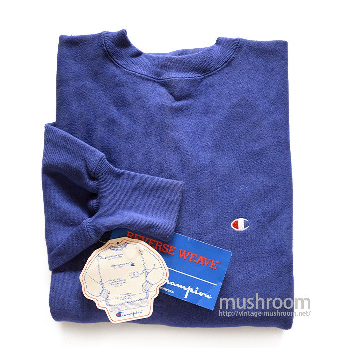 CHAMPION PLAIN REVERSE WEAVE( XL/DEADSTOCK )