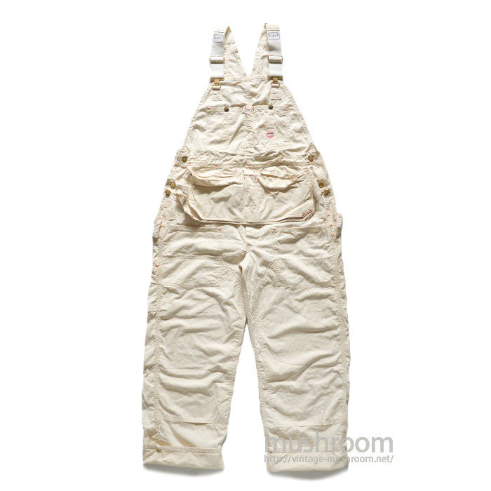 CARHARTT W/KNEE COTTON OVERALL( MINT/ONE-WASHED )