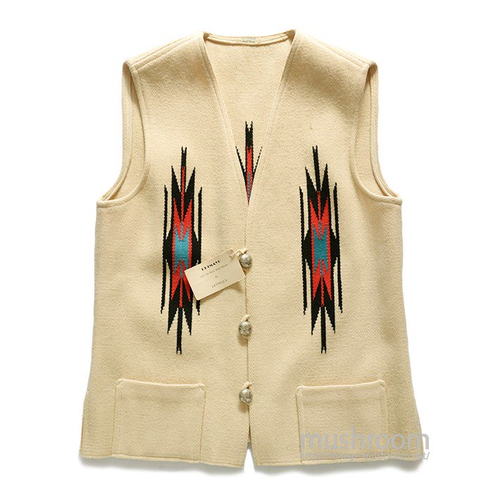 OLD CHIMAYO VEST( DEADSTOCK )