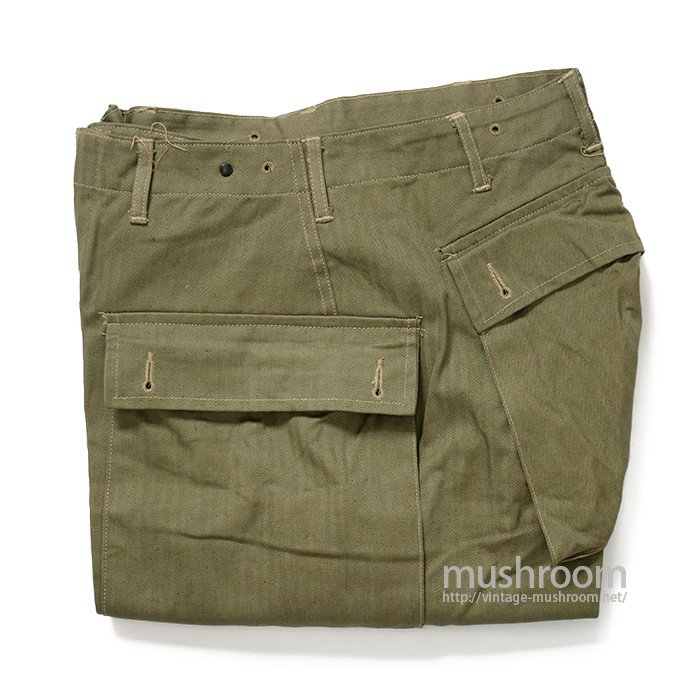 USMC M-44 HBT TROUSERS( 32/DEADSTOCK )