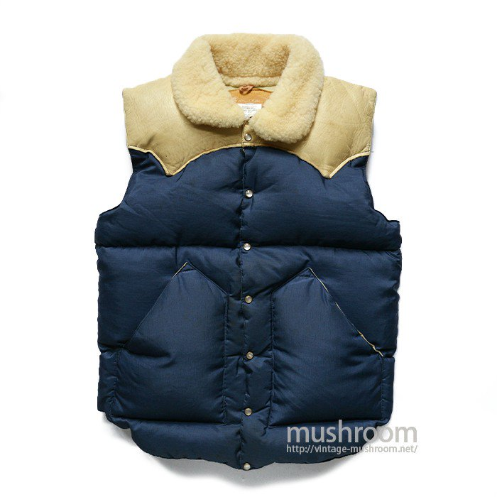 ROCKY MOUNTAIN CHRISTY VEST