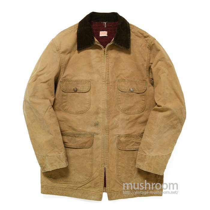 HERCULES BROWN DUCK COVERALL