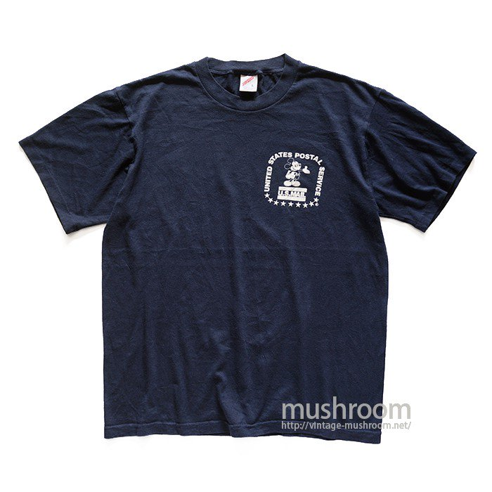 U.S.MAIL T-SHIRT( MICKY MOUSE)
