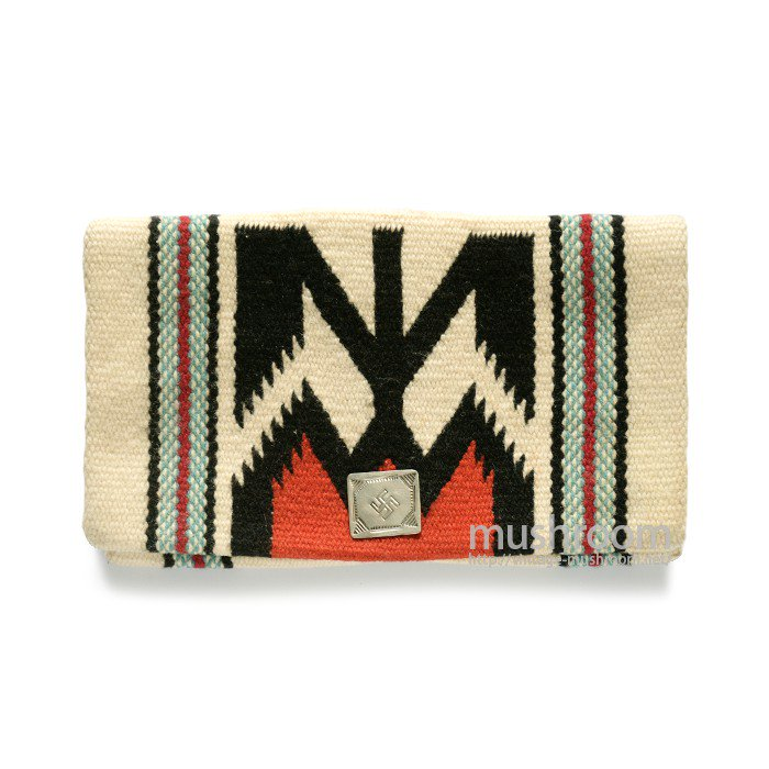OLD HAND WOVEN CHIMAYO PURSE