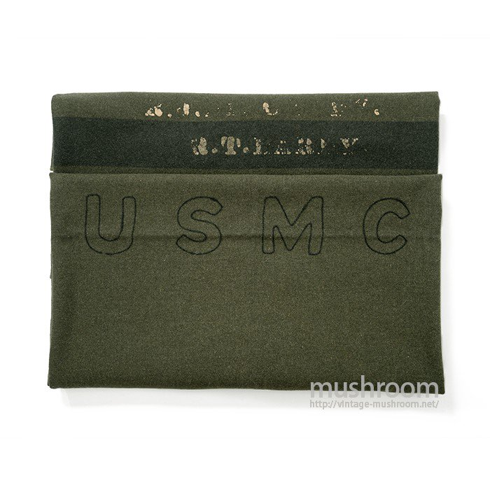 WW2 USMC WOOL BLANKET