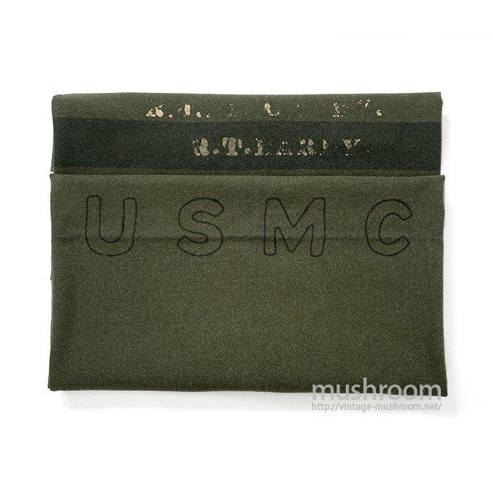 WW2 USMC WOOL BLANKET