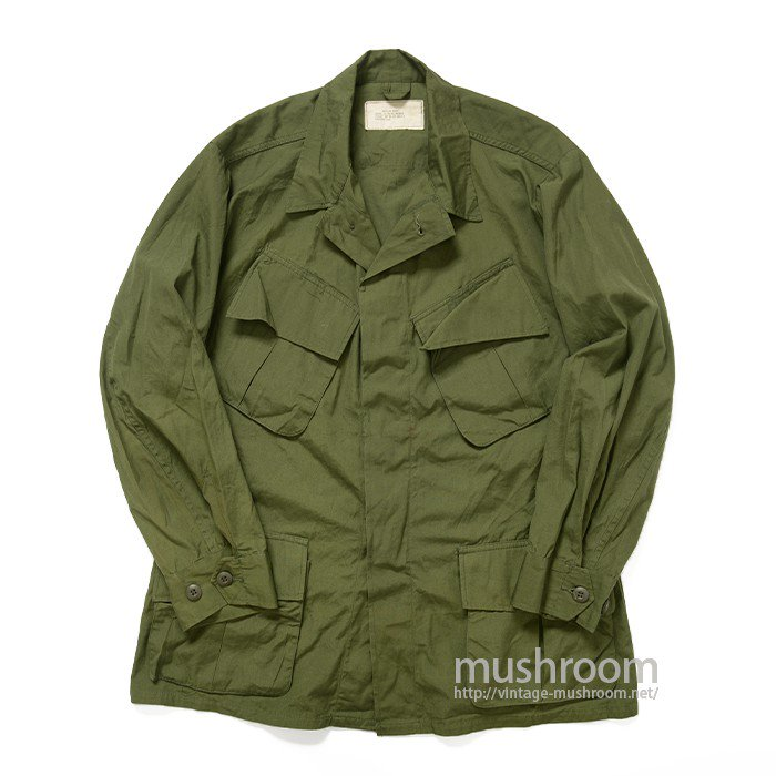 U.S.ARMY JUNGLE FATIGUE JACKET( MED-S/MINT  )