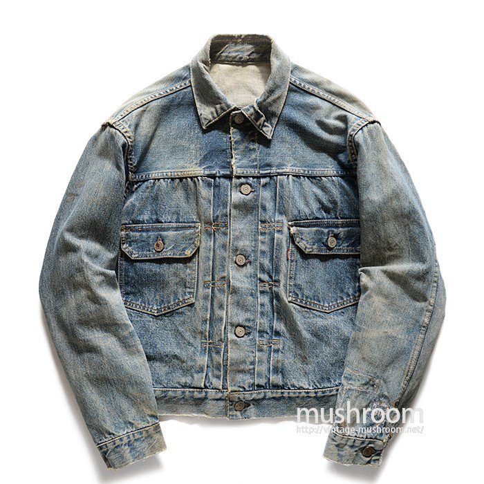 LEVI'S 507XX DENIM JACKET