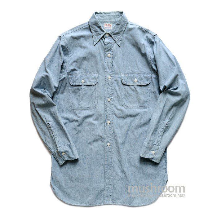 BIG MAC CHAMBRAY SHIRT