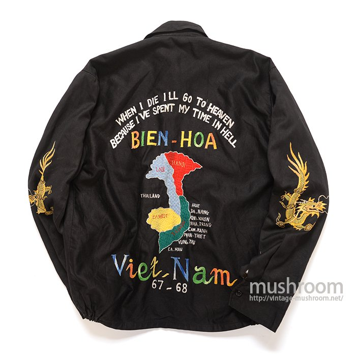 VIET-NAM TOUR JACKET( 67-68's/MINT )