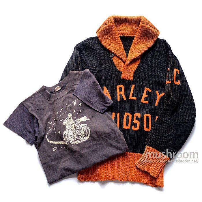 HARLEY-DAVIDSON T-SHIRT&SWEATER