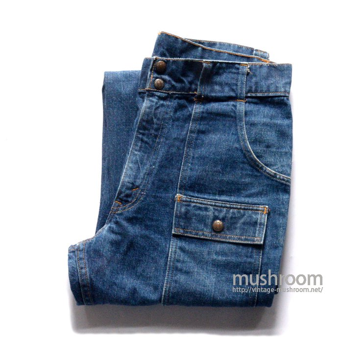 LEVI'S BUSH DENIM PANTS