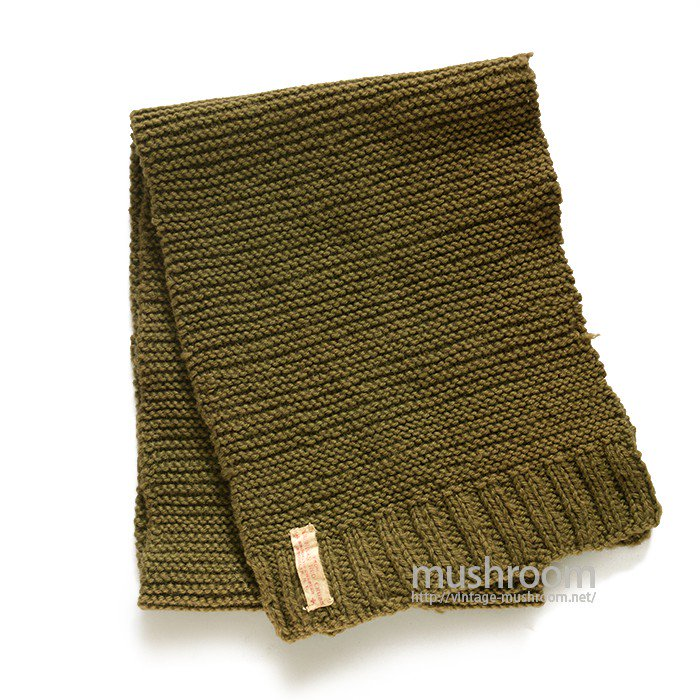 〜WW2 AMERICAN RED CROSS KNIT MUFFLER
