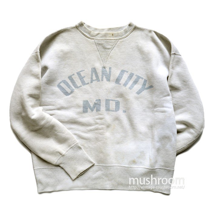 OLD SINGLE-V SWEAT SHIRT