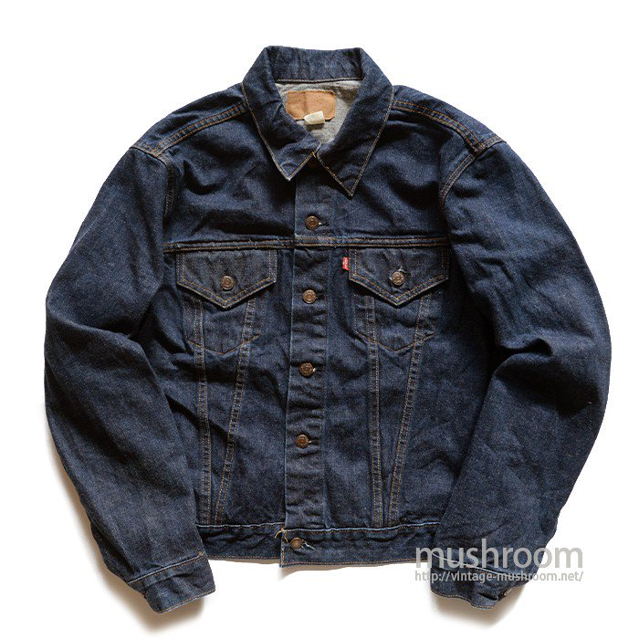 LEVI'S 70505-0217 DENIM JACKET( 48/ONE WASHED )