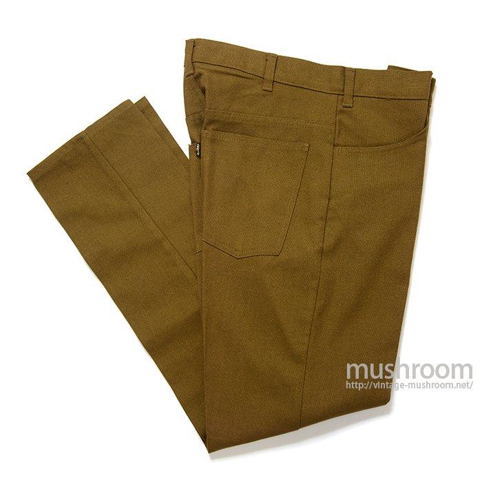 LEVI'S STA-PREST TAPERED PANTS( BIGE/MINT )