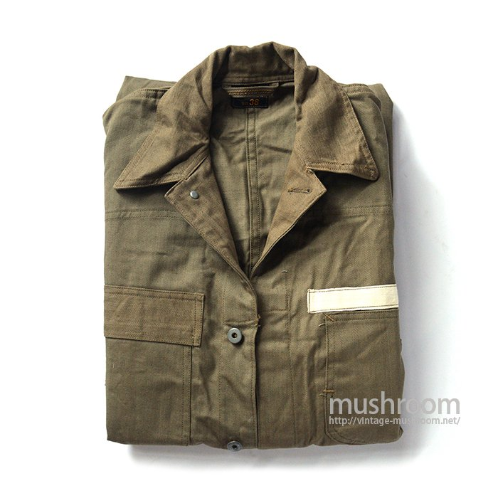 ARMY AIR FORCE TYPE B-1 HBT SUITS( 38/DEADSTOCK )