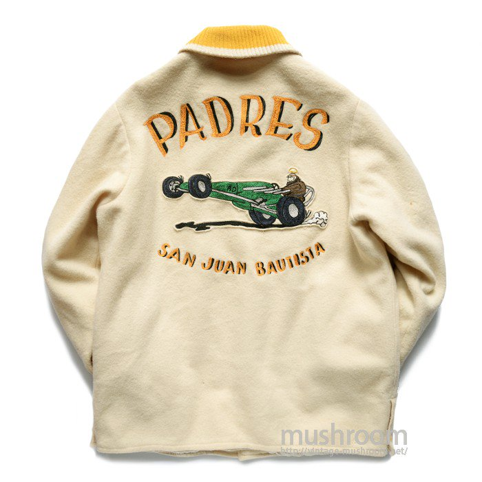 PADRES CAR CLUB JACKET