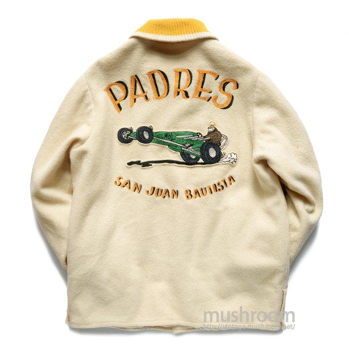 PADRES CAR CLUB JACKET