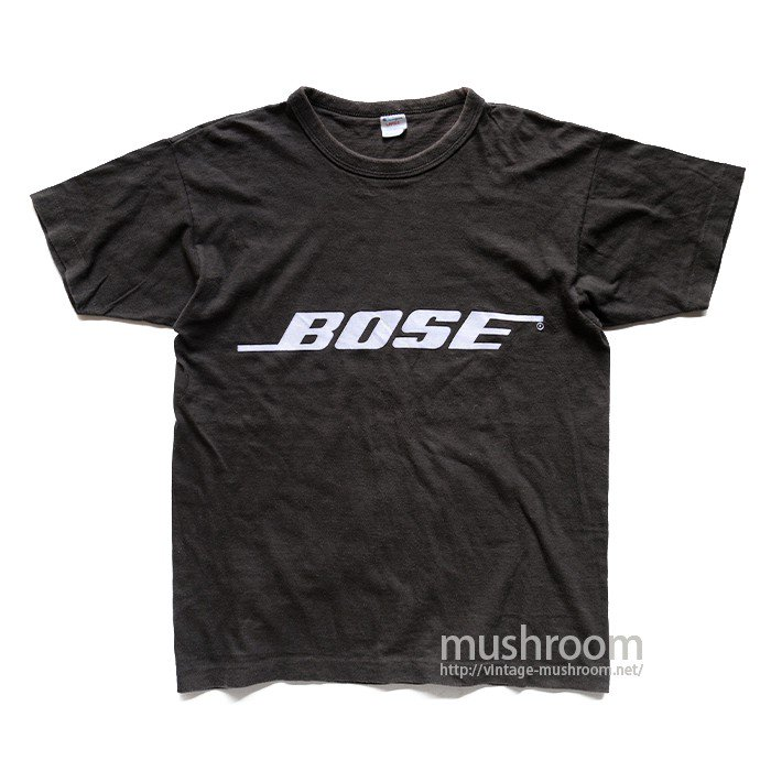 BOSE ADVERTISING T-SHIRT( MADE BY CHAMPION )