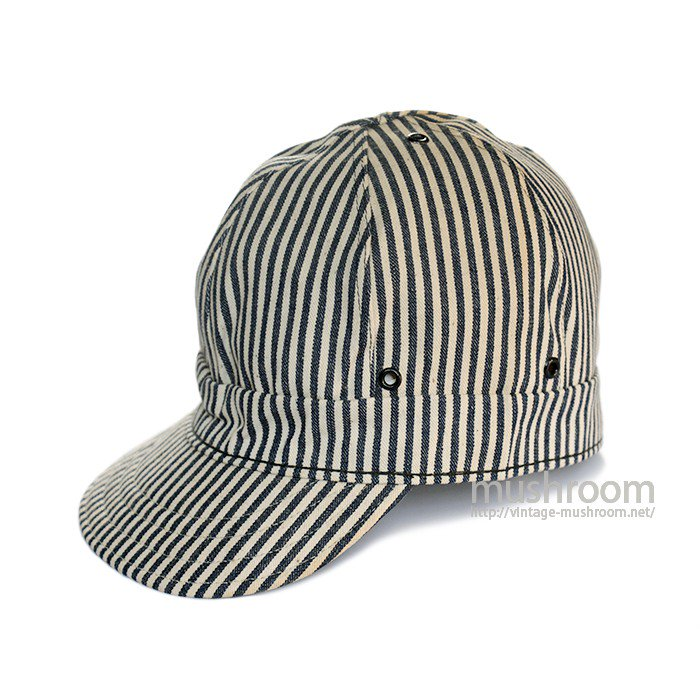 KROMER STRIPE WORK CAP( /MINT )