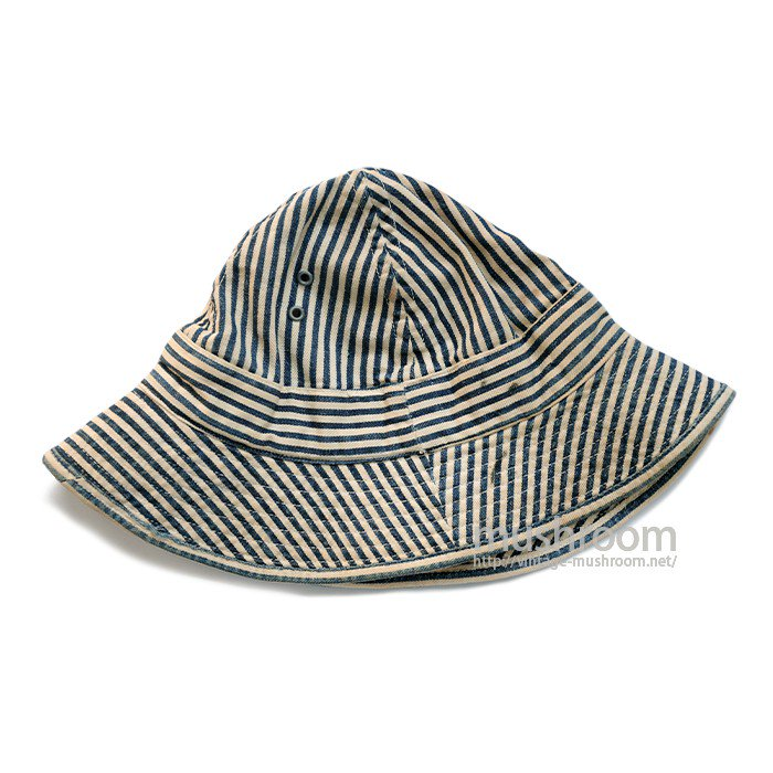 WW2 PRISONER STRIPE HAT