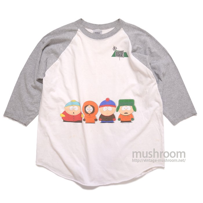 SOUTHPARK TWO TONE T-SHIRT