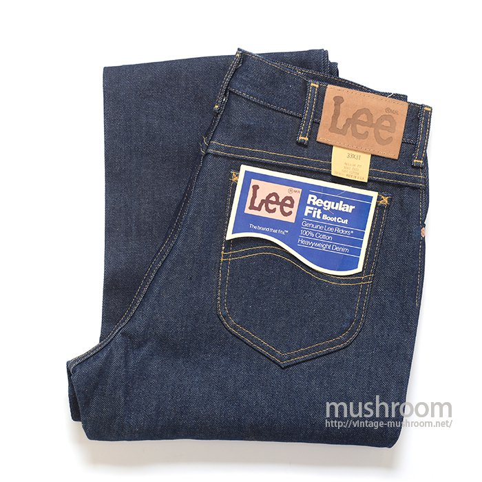 Lee 202 BOOTS CUT JEANS(W33L31/DEADSTOCK )