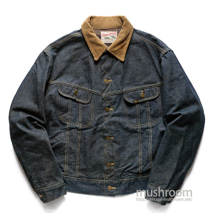 Lee 101-LJ STORM RIDER DENIM JACKET( 46R/MINT )