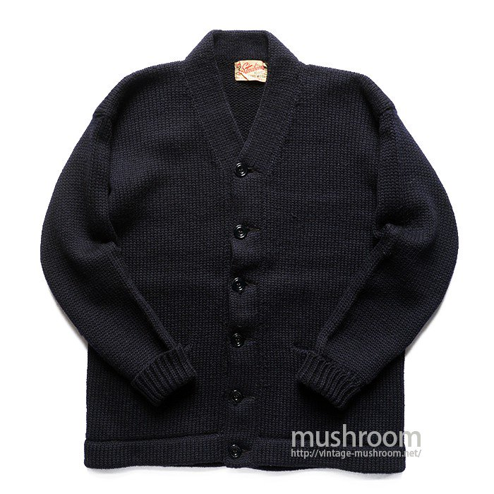 STADIUM PLAIN SHAKER CARDIGAN