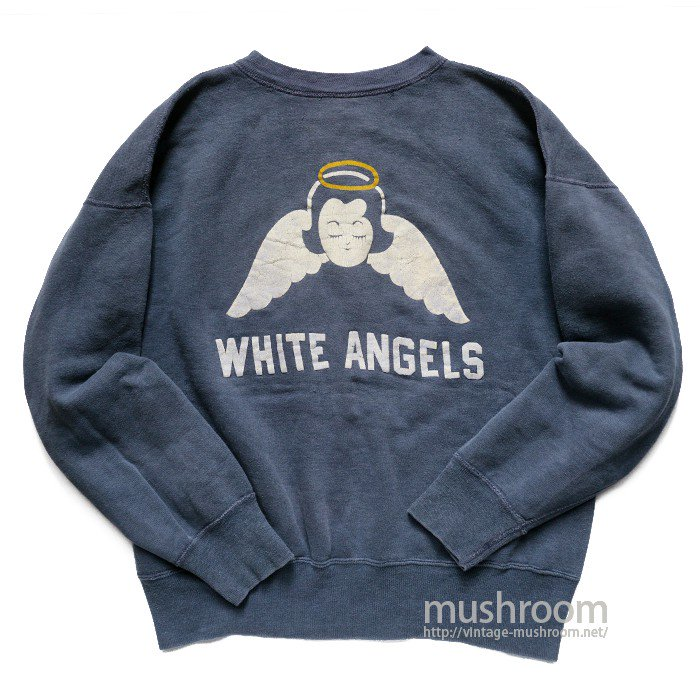 CHAMPION WHITE ANGELS SWEAT SHIRT