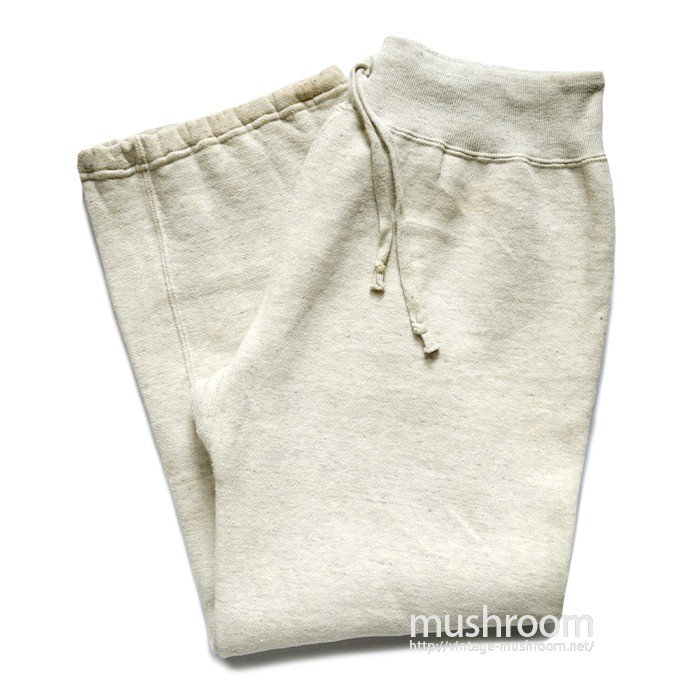 U.S.MILITARY SWEAT PANTS( M/MINT )