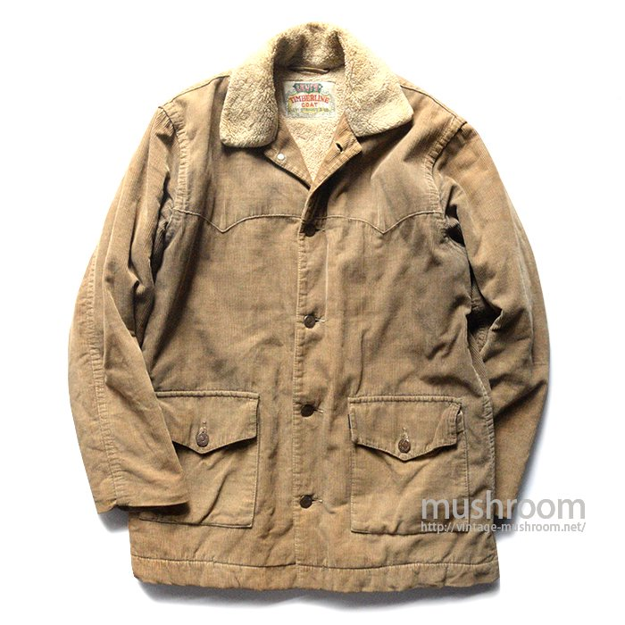 LEVI'S BIGE TIMBERLINE COAT