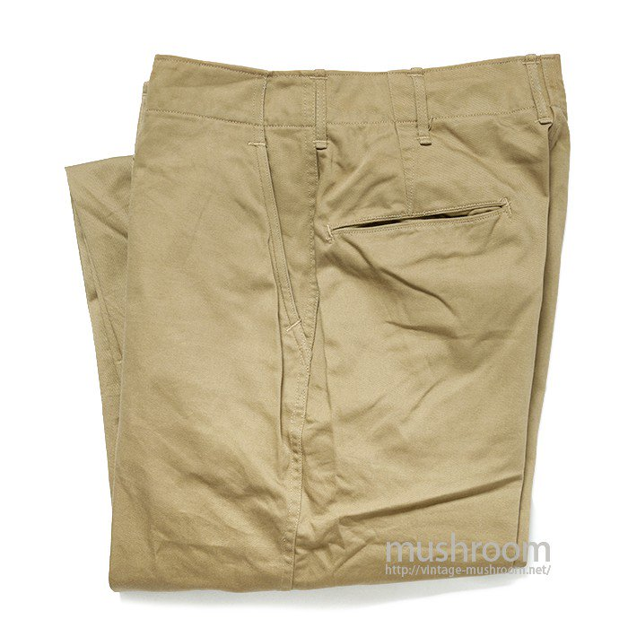 U.S.ARMY 41KHAKI CHINO TROUSER( W33/L33/MINT )