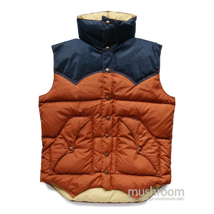 POWDERHORN DOWN VEST
