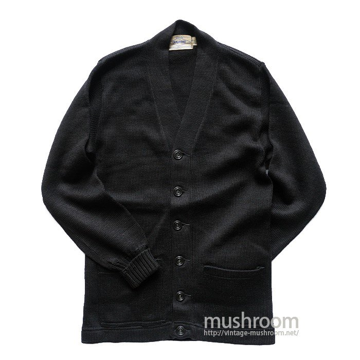 DIAMOND LETTERMAN CARDIGAN( 38/MINT )