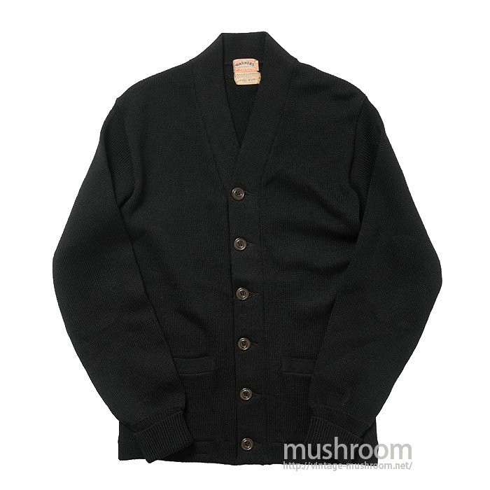 WARNERS LETTERMAN CARDIGAN( 36/MINT )